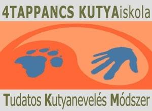 4tappancs-kutyaiskola-logo