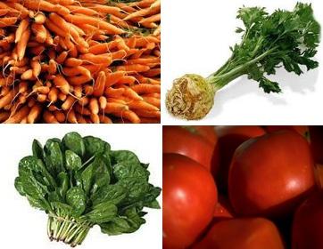 zöldségek amit ehet a nyúl