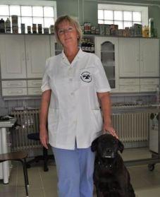 Dr. Jancsik Mária kisállatok háziorvosa
