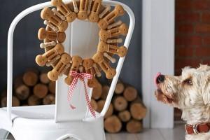 Adventi kalendárium kutyáknak - kutyakeksz recepttel