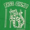 Hogyan lehet zöld pólóval bajba került állatot menteni?