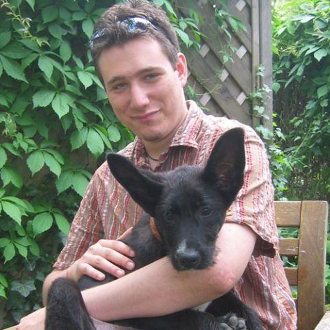 Az első kutya, aki szerető otthonra talált a Pedigree Örökbefogadási Programban