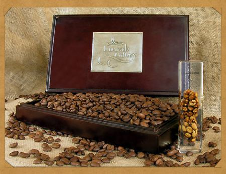 Kopi Luwak kávé