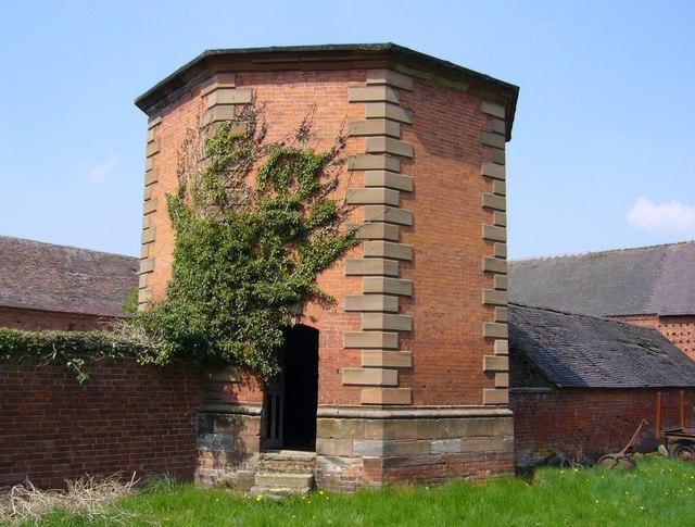 Anglia - 19. századi galambdúc