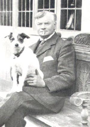 Jerome K. Jerome, kutya, kiskutya