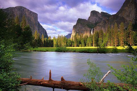 Yosemite Nemzeti park 2