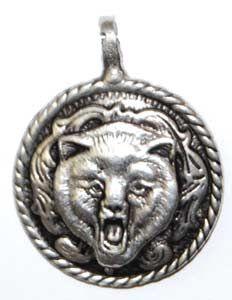 medve amulett