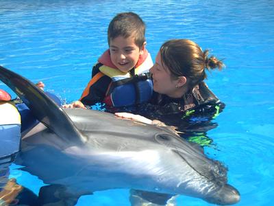 delfinterapia