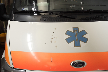 ... mentőautók karosszériáját és ...
