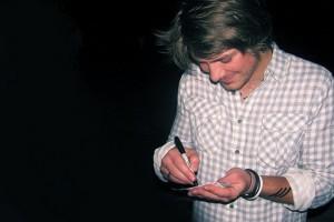 Csak egy autogramm