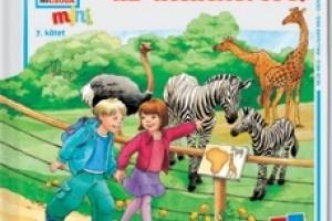 Mi MICSODA mini 7. Gyere velünk az állatkertbe!