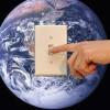 A Föld Órája - Kapcsold le a villanyt március 26-án!