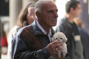 A kutyák jobban kötődnek a férfiakhoz?