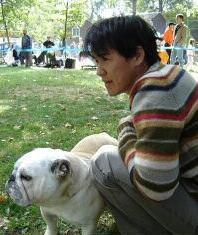bulldog-es-gazdaja
