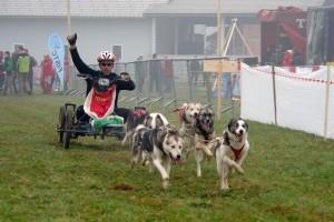 Magyar sikerek a szánhúzó Európa-bajnokságon