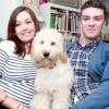 A legboldogabb brit kutya