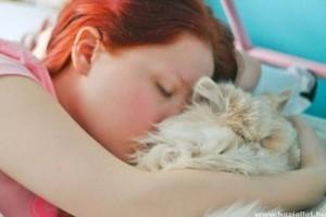 Szabad-e háziállattal aludni?