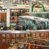 Óriásakvárium a FeHoVa kiállításon