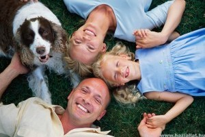A kutyás családok gyerekei egészségesebbek