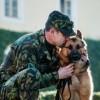 Miniszteri kitüntetést kapott a cseh hadsereg egyik kutyája