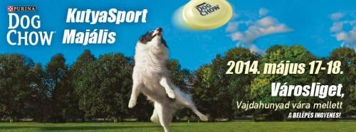 Dog CHOW KutyaSport Majális a Városligetben