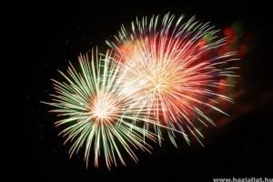 3 jótanács tűzijáték idejére