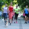 Hazánk hírességei kutyás futással hívták fel a figyelmet a szívférgességre