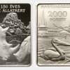 Emlékérmét bocsát ki az MNB az Állatkert fennállásának 150. évfordulójára