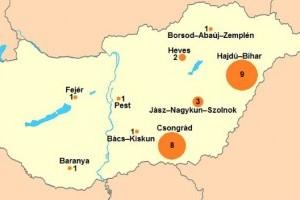 Dél-Magyarországról terjed a szívféreg