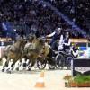 Ezüstérmet nyert a magyar csapat a hollandiai Bredában vasárnap befejeződött négyesfogathajtó-világbajnokságon