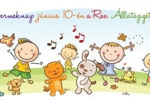 Táncos gyermeknap és flashmob a Rex Állatszigeten