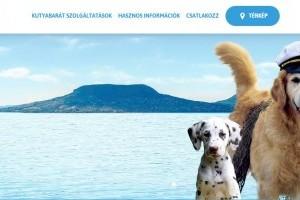 Kutyabarát Balaton élménykalauz segíti a közös nyaralást