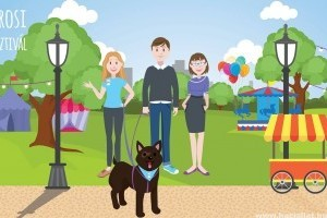 Idén is lesz Belvárosi Kutyafesztivál a felelős állattartás jegyében