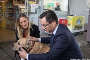 Még több benzinkúton elérhetők a kutya chipleolvasók