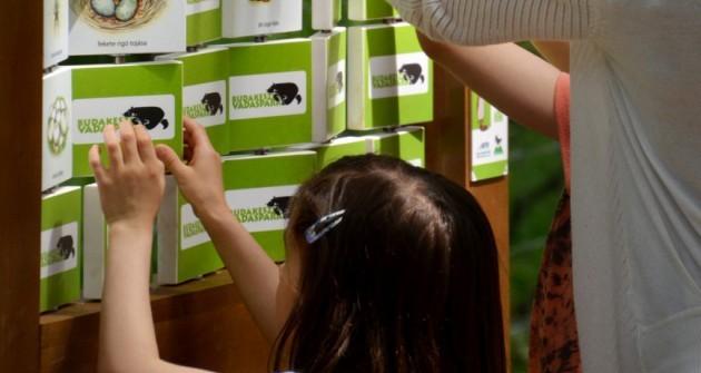 Gyereknapi programok a negyvenéves Budakeszi Vadasparkban