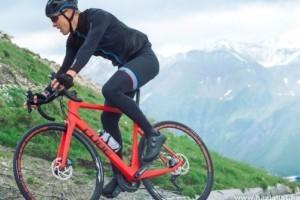 Főszerepben a Cube kerékpár
