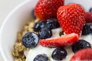 Tápláló és egészséges, ez a granola!