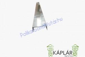 Alu leszorító profillal a biztonságosabb tetőért