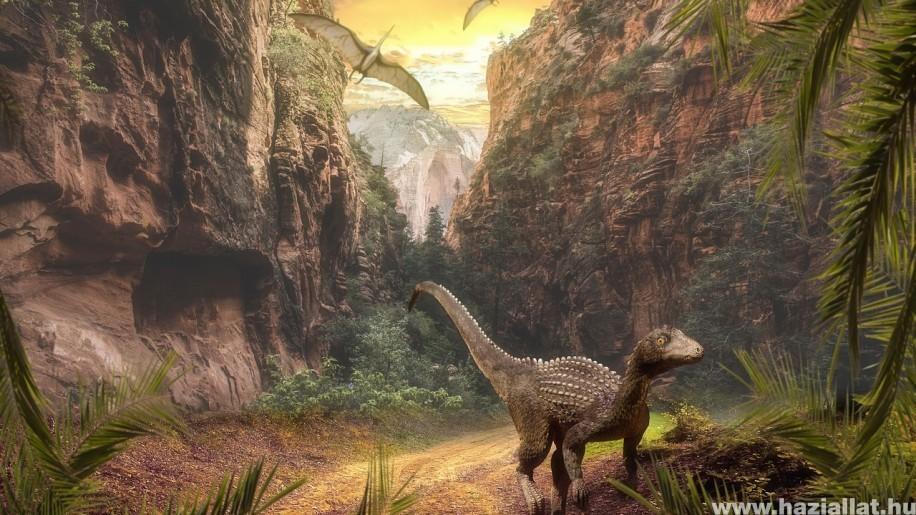 Mindössze 10 centis lehetett a dinoszauruszok őse