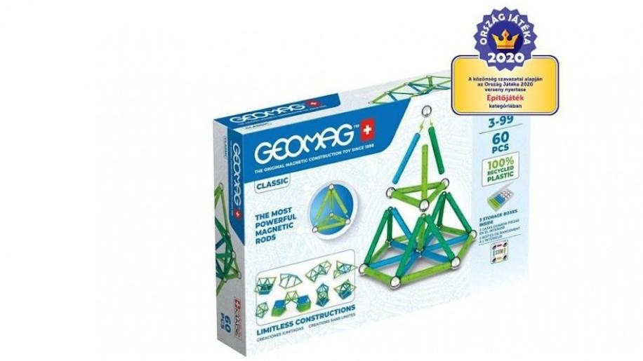 Geomag Green Line – a fenntartható játék (x)