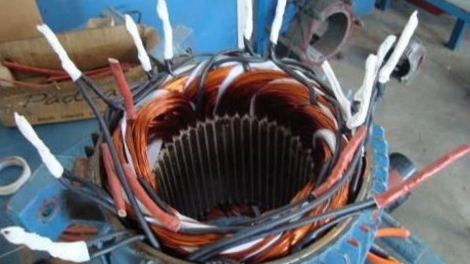 Hogyan történik a villanymotor tekercselése? (x)