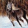 Állati festőművész