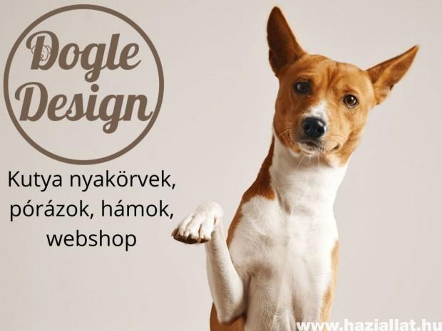 DogleDesign - Kutyás online webáruház, nyakörv, póráz, és hám webshop