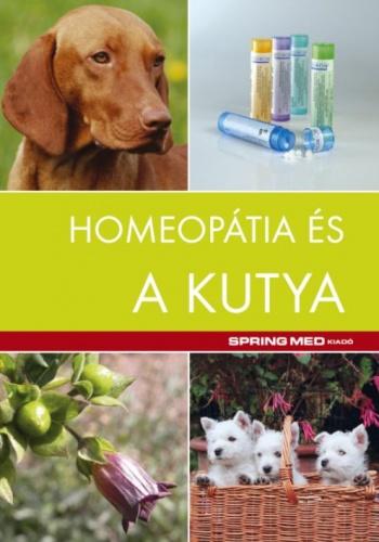 Homeopátia és a kutya c. könyv