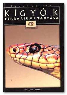 Kígyók terráriumi tartása