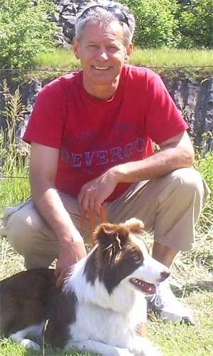 Stefan Siman dipl. állatterapeuta, kutyatréner